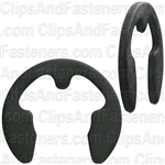 8.0mm E Type Retaining Rings Phosphate & Oil