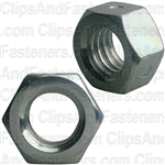 1/2-13 Reversible Lock Nut - Zinc