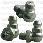 Grease Fitting 6mm-1.0 90Deg Din 71412 (7090)