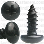 #10 X 1/2 Phil Pan Hd T.S.- Black Oxide