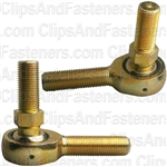 Male Rod End W/Stud Ball Joint 1/2-20 Right