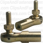 Female Rod End W/Stud Ball Joint #10-32 Right
