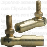 Female Rod End W/Stud Ball Joint 1/4-28 Right