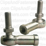 Female Rod End W/Stud Ball Joint 3/8-24 Right