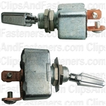 Toggle Switch Heavy Duty 2 Position