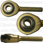 Rod End Ball Joint Male 10-32 Thread Size (L)