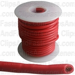 Plastic Primary Wire Red 25' 14 Gauge