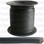 Plastic Primary Wire Black 100' 14 Gauge