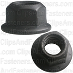 Hex Flanged Locknut 3/8-16Grade 8