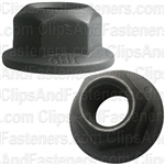 Hex Flanged Locknut 1/2-13 Grade 8