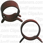 1/2 Spring Action Hose Clamps