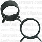 9/16 Spring Action Hose Clamps