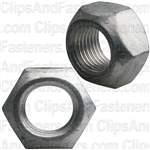 "9/16""-18 SAE Prevailing Torq Lock Nut Grade 8"