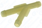 Nylon Y Connector 1/4 X 1/4 X 1/4