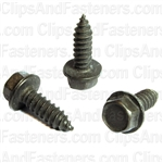 "#14 X 3/4"" Indented Hex Washer Head Tap Screw"