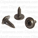 Phillips Washer Head Tap Screw 8 X 1/2