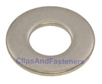 5/16 Flat Washer 18-8 Stainless Steel