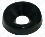#8 Nylon Finishing Washer - Black