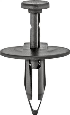 25 Plenum Push-Type Retainers For Volkswagen 1H0-819-055-C01C