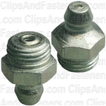 Grease Fitting M10-1.0 Short Straight