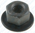 M5-.8 Free Spinning Washer Nut 15mm O.D.