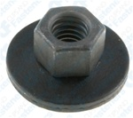 M6-1.0 Free Spinning Washer Nut 20mm Od
