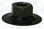 1/4-20 Free Spinning Washer Nut 3/4Od