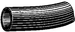 "1/2"" I.D. Black O.E.M. Heater Hose 50ft"