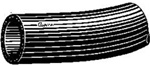 "5/8"" I.D. Black O.E.M. Heater Hose 50ft"