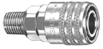 Air System Coupler Ms Series 1/4 Male Npt