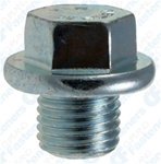 Oil Drain Plug-14mm Short Body W/ Gasket