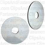 Fender Washer Large 5/16 Bolt 1-1/2 O.D. Zinc