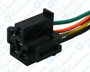 Ford Air Conditioning Blower Motor Harness Connector