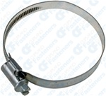Hose Clamp 60mm - 80mm Clamping Range