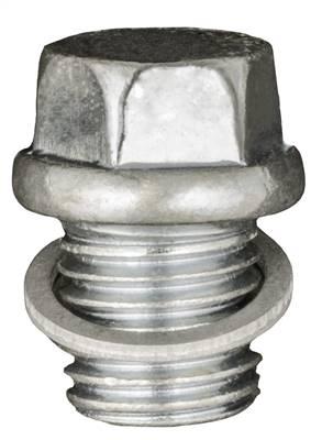Drain Plug With Gaskets