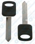 Ford Key Blank Groove: H60/ H67 - B&S 596758