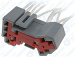 Ford Multi-Function Switch Harness Connector
