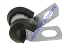 "1/4"" Steel Tubing Clamps With Neoprene Jacket"