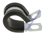 "1/2"" Steel Tubing Clamps With Neoprene Jacket"