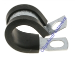 "5/8"" Steel Tubing Clamps With Neoprene Jacket"