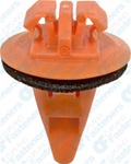 Toyota Wheel Flare Moulding Clip With Sealer