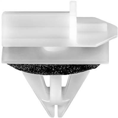 Gm Fender Spoiler Amp Roof Rack Moulding Clip With Sealer
