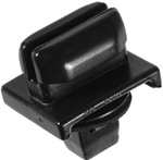 Kia Bumper Cover Clip With Sealer 86591-25000
