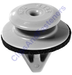 Mazda Rocker Moulding Retainer With Sealer TD12-51-SJ3A