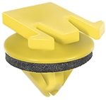 GM Lower Door Moulding Clip With Sealer 11570847