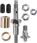 Dodge Ram Door Roller Pin and Bushing Kit 2013 - 2009