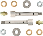 Cadillac Chevrolet Greaseable Stainless Steel Door Hinge Pin & Bushing Kit