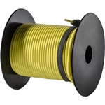 Primary SXL Wire 20 Gauge Yellow