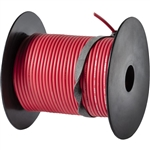 Primary SXL Wire 10 Gauge Red