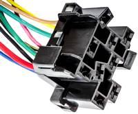 1U2Z-14S411-YA Front Lights /& Power Steering Oil Pres Switch Harness Conn Fog